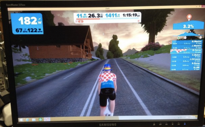 Zwift Beta